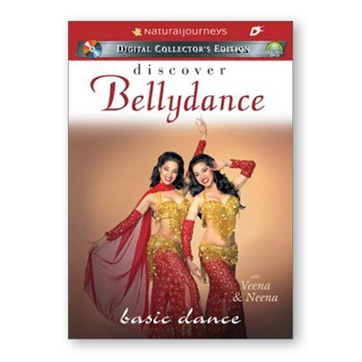 Discover Belly dance: Basic Dance 19.95 12.95