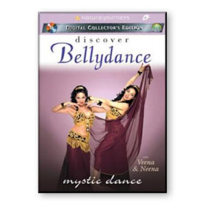 Discover Belly dance: Mystic Dance 19.95 12.95