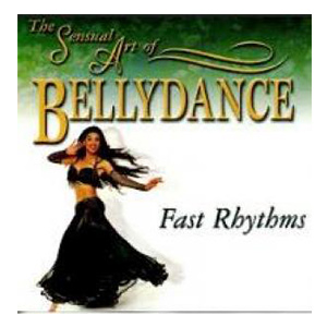 The Sensual Art of Bellydance: Fast Rhythms11.95